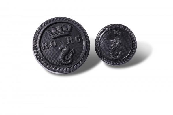 Blazer Buttons - Seahorse