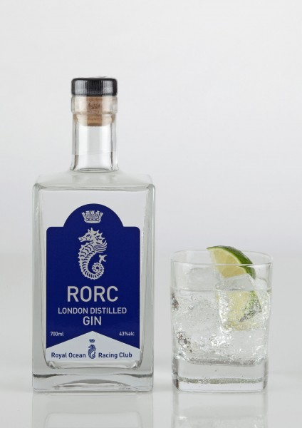RORC London distilled Gin and Tonic