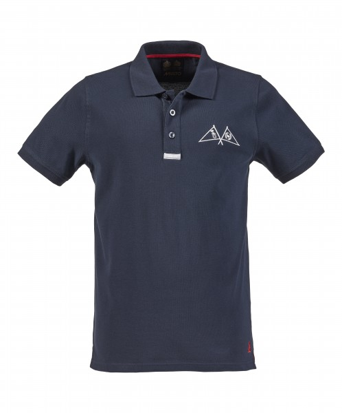 MUSTO Polo T-Shirt Corinthian - front men