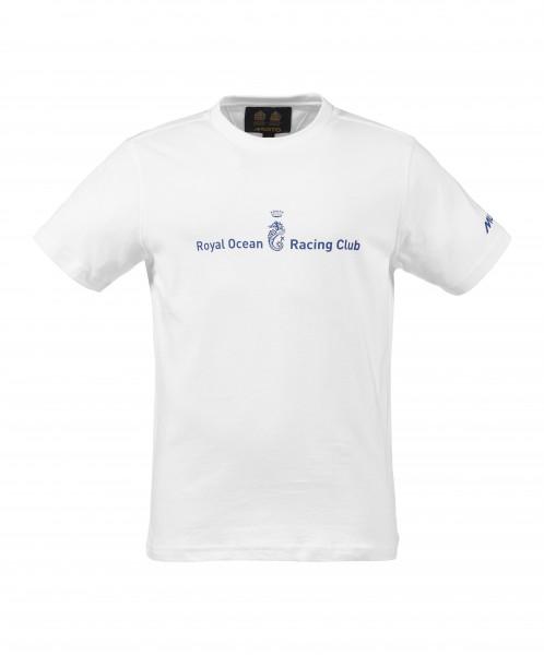 MUSTO Crew T-shirt - Corinthian men's front