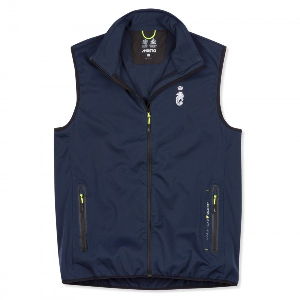 Musto Gilet - front