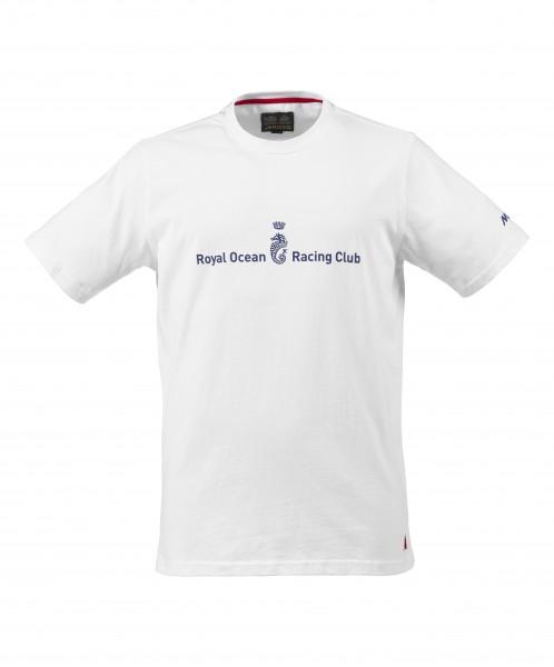 MUSTO Crew T-Shirt - Ocean Racing front